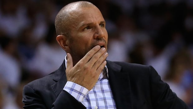 Brooklyn Nets head coach Jason Kidd reportedly had an interview with the Milwaukee Bucks about a job with that organization.