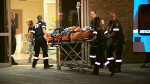 Toronto triple shooting