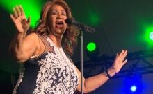 Aretha Franklin at Ottawa Jazz Festival