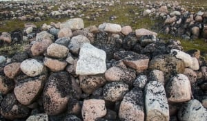 Ancient Inuit Site 20140629