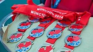 Moncton track championships