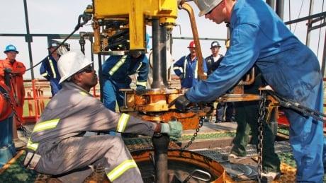 OIL WORKER job