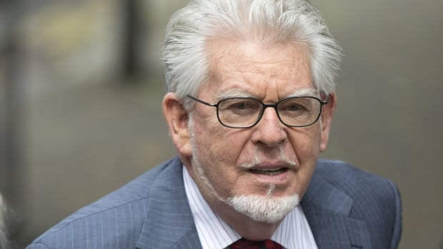 A jury found Rolf Harris guilty of 12 counts of indecent assault.