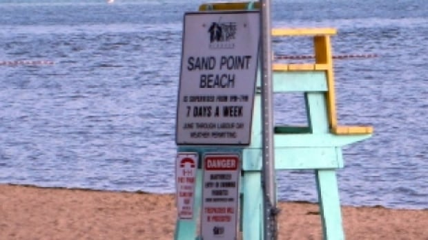 All the beaches in Windsor-Essex are open this Canada Day but swimming is not recommended at half of them.