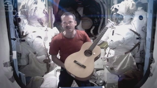 Astronaut Chris Hadfield was appointed an officer of the Order of Canada Monday.