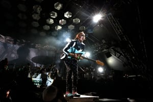 MUSIC-GLASTONBURY-Arcade-Fire-Win-Butler