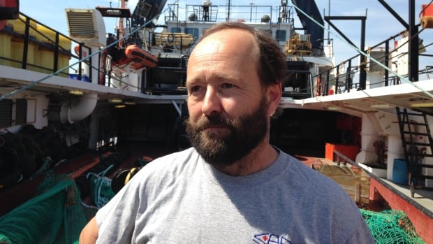 Don Clark, the lead scientist on the expedition, will be on the Canadian Coast Guard ship Alfred Needler as part of a three-week research trip.