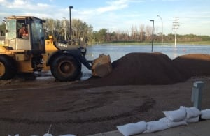 Sandbagging in Melville skpic