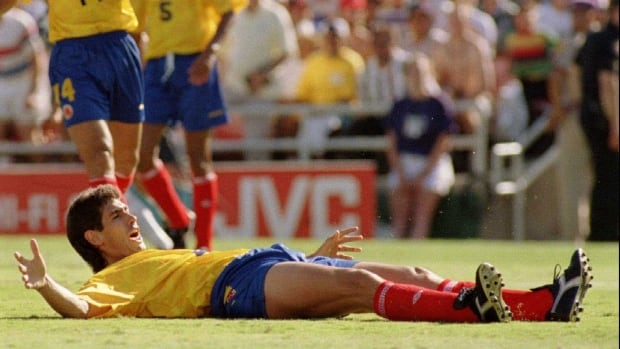 Colombia's Andres Escobar was murdered on July 2, 1994 after his team returned home from an early exit at the U.S. World Cup. Escobar scored an own goal in one match that ended up being crucial in the team's elimination.
