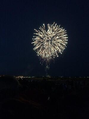Moncton fireworks