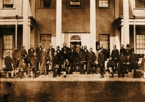 Fathers of Confederation photo