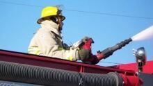 Sudbury fire deemed suspicious