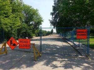 meewasin trail closed
