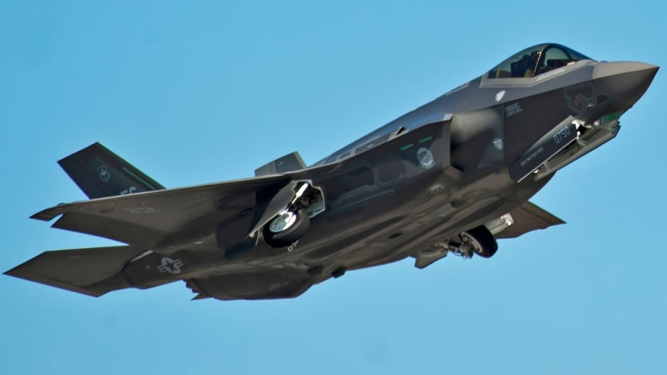 Canada was poised to buy 65 Lockheed Martin F-35 Joint Strike Fighter jets, marking a major renewal of Canada's fighter fleet and meant to help contain costs of the expensive defence program.