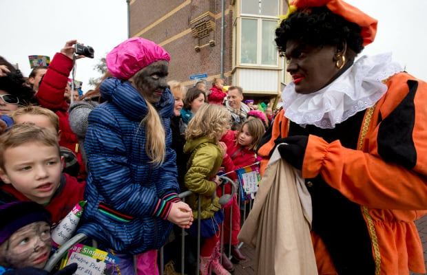 Black Peter the Netherlands