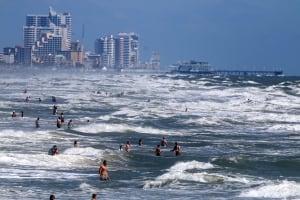 Tropical Weather Daytona Beach Fla Hurricane Arthur July 1