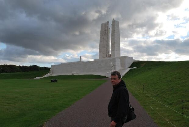 Vimy Ridge Richard Parrish