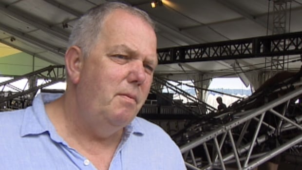 Dave Corkum of Sound Systems Plus, said they won't charge for the cancellation this year.