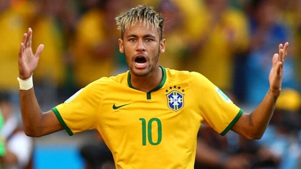 Can Neymar lead Brazil past Colombia on Saturday and advance to the semifinals of the World Cup?