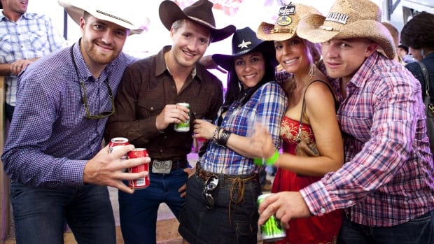 Revellers can start drinking earlier thanks to relaxed rules from the AGLC during St&ede.  sc 1 st  CBC.ca & Liquor rules to be relaxed again for Calgary Stampede - Calgary ...