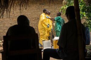 Ebola-Guinea-home-disinfected