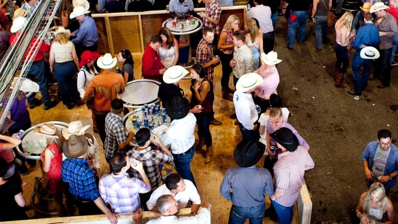 Calgarys Top Emergency Room Physician Is Warning Stampede Goers To Be Careful About Alcohol ERs Are Busy During The 10 Day Event Dr Eddy Lang Says