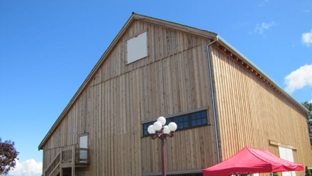 The Harris Barn in Delta will no longer host weddings, following noise complaints from neighbours.