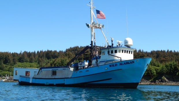 This undated handout photo provided by Alaskan Leader Tours, shows the converted fishing boat, 'Wild Alaskan,' in Kodiak Island, Alaska.  The new attraction on Alaska's Kodiak Island features exotic dancers who entertain fisherman on the converted fishing boat, but apparently not everyone approves of the idea.