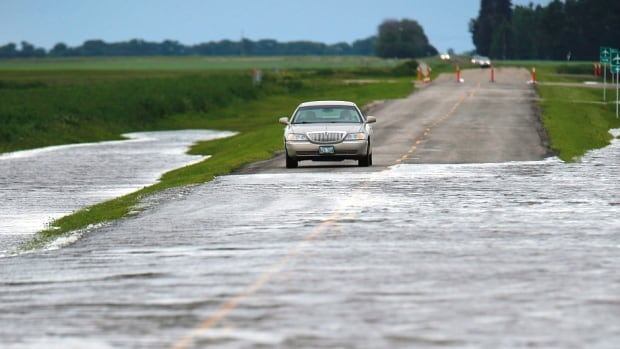 Ruth Eden with Manitoba Infrastructure and Transportation estimated it will cost nearly $60 million to fix or repair bridges in the southwest damaged from flooding.