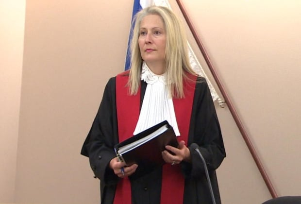 Judge Lori Marshall