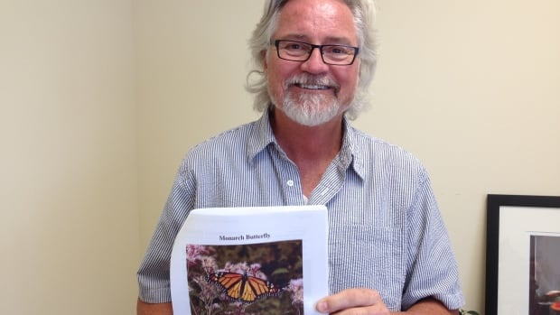 "Thunder Bay - Rainy River NDP MP John Rafferty says monarchs are 'iconic' because they're how school children learn about metamorphosis and the ""miracle of life."""