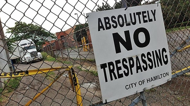 It has been two years since hundreds of toxic barrels were found at 350 Wentworth St. N, but no cleanup efforts are even close to being underway. Now, the city is trying to sell the property - waste and all - for back taxes.
