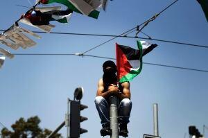 PALESTINIANS-ISRAEL/