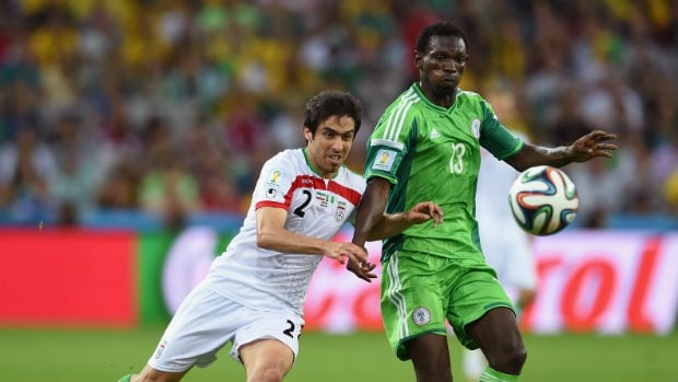 We'll save you the trouble: nobody scored in the Iran-Nigeria match at the 2014 FIFA World Cup.