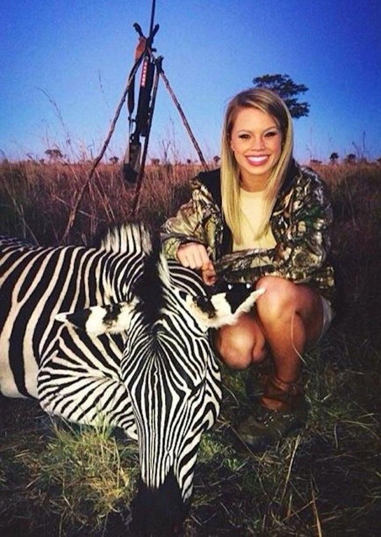 Kendall jones hunting