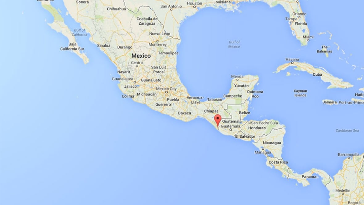 Strong earthquake hits Mexico, Guatemala; at least 3 dead