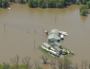 Brandon-area flood