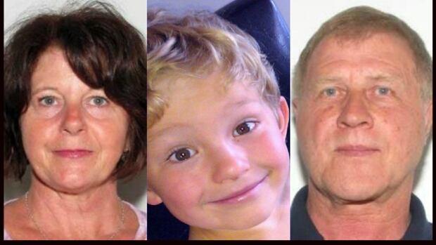 Kathy Liknes, Nathan O'Brien and Alvin Liknes