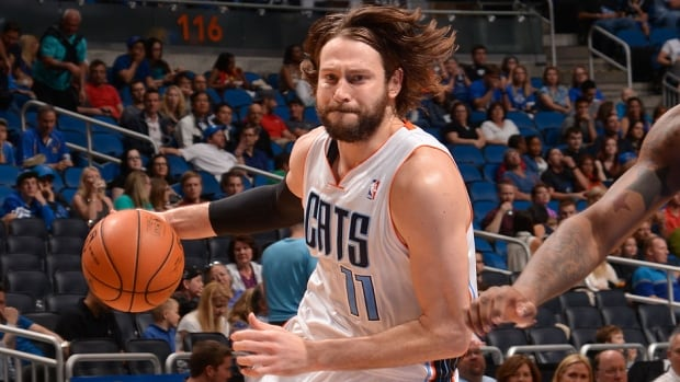 Forward Josh McRoberts has agreed to a four-year free-agent contract with the Heat, according to his agent. He averaged 8.5 points in 78 starts for Charlotte last
