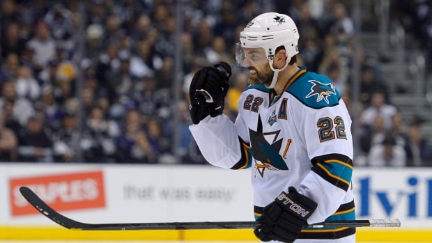 Dan Boyle spent six seasons in San Jose before the Sharks decided to go in another direction.