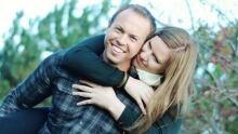 Preston Allen and Jennifer Black