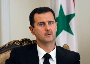Mideast Syria Candidates Glance