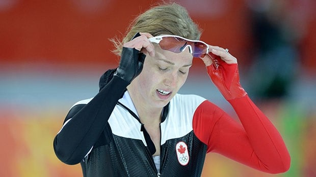 At this year's Sochi Olympics, Brittany Schussler placed fifth in the pursuit, 19th in the 3,000 metres, 26th in the 1,500 and 30th in the 1,000.
