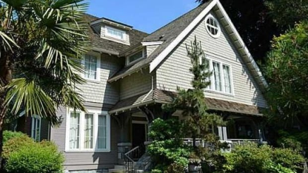 Vancouver home sales in the $4 million dollar plus range have seen the biggest growth in the first half of 2014, according to Sotheby's International Realty. This property on Osler Street was listed at $8,600,000.