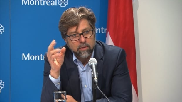 "Plateau-Mont-Royal Mayor Luc Ferrandez says the City of Montreal's new funding formula for boroughs enforces an ""unjust uniformity."""