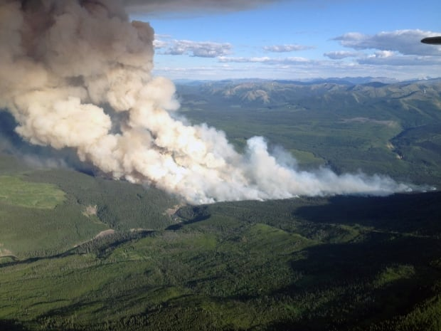 BC wild fire