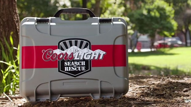 The Coors Light Search + Rescue publicity stunt involved leaving suitcases around Canadian urban centres. The campaign was a bust in Toronto, however, when one of the packages was flagged as suspicious, causing traffic mayhem on Monday as police investigated during rush hour.