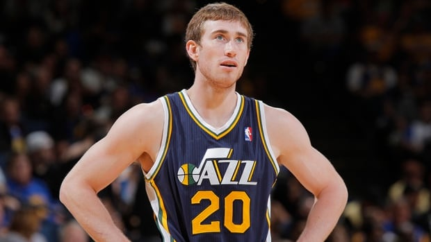 Gordon Hayward averaged career highs of 16.2 points, 5.2 assists, 5.1 rebounds and 1.4 steals last season with Utah.