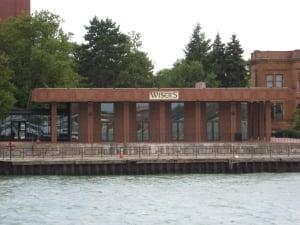 Hiram Walker Wiser's Welcome Centre Riverfront