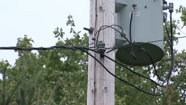 Phone service and power are being restored in Lower Ohio, even though broken trees continue to hang off the lines. Still, residents say they are not ready to forgive or forget.